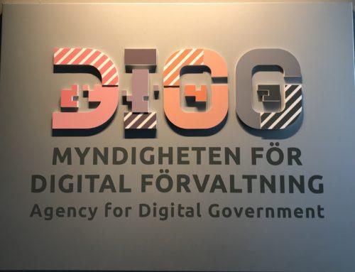 XBRL Sweden mötte Digitaliseringsmyndigheten