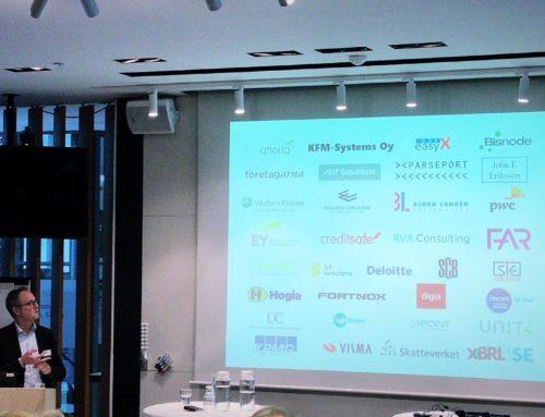 XBRL-Sweden konferens 4 oktober – presentationer finns tillgängliga